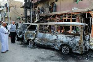 Iraq to overhaul Baghdad security to stop bombings - Photo