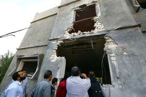 Warplanes strike airport in Libya's capital again - Photo
