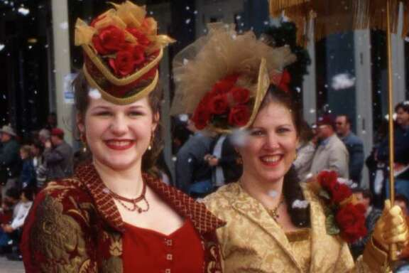 Dickens on the Strand, Galveston's Victorian holiday festival, returns this year Dec. 5-7.