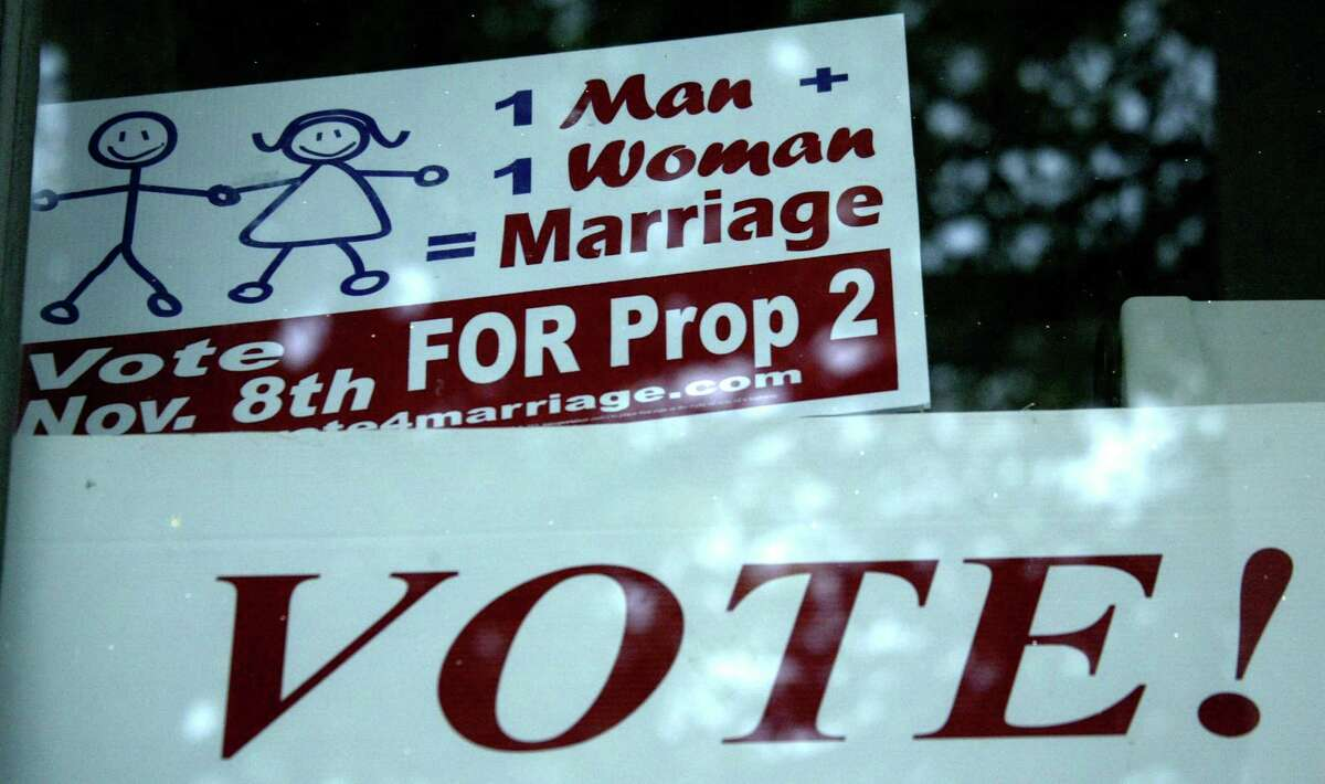 Proposition 2 - Nov. 8, 2005 Texas voters approved Proposition 2, or the Texas Definition of Marriage Referendum, which