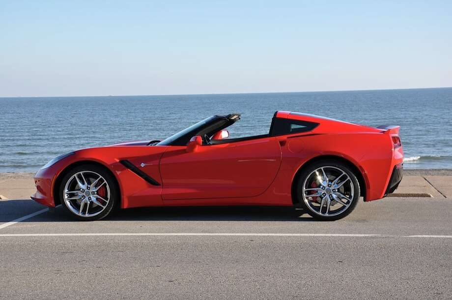 Robbins Chevy Humble >> New Corvette On Show At Humble Chevy Dealer Houston Chronicle