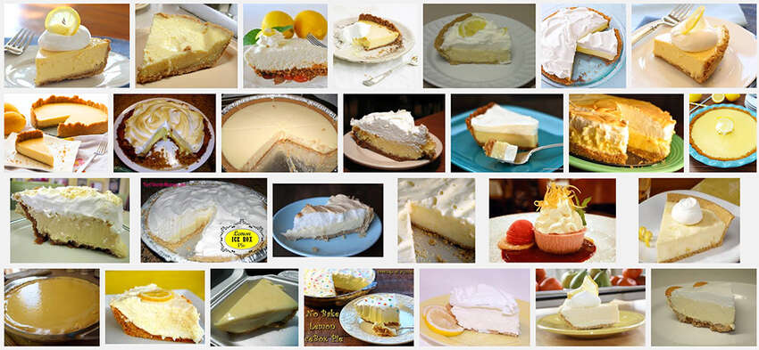 9. Lemon icebox pieRecipe on mySA: Lemon Icebox Pie