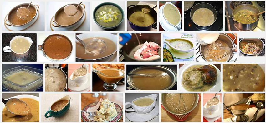 Texans Googled these Thanksgiving recipes more than any other state: 10. Giblet gravyRecipe on ExpressNews.com: Grandma's Giblet Gravy (subscribers only)