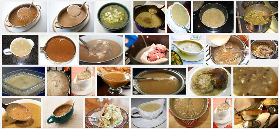 Texans Googled these Thanksgiving recipes more than any other state:  10. Giblet gravyRecipe on ExpressNews.com: Grandma's Giblet Gravy (subscribers only) Photo: Google Images Screenshot