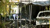Mobile home fire kills 5 kids - Photo