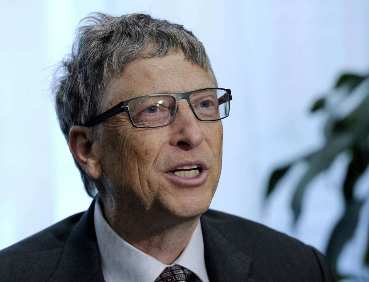 Who is this technology leader? A) Steve Jobs of Apple ComputerB) Sergei Brin of GoogleC) Mark Zuckerberg of FacebookD) Bill Gates of Microsoft