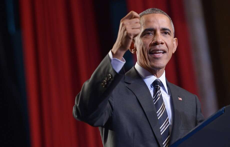 President Obama has taken executive action to keep millions of undocumented immigrants in the U.S. from being deported. Photo: MANDEL NGAN / AFP/Getty Images / AFP