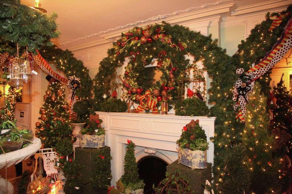 The Fairfield Christmas Tree Festival runs Thursday-Sunday, Dec. 4-7,