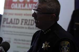 Oakland officials defend handling of Ferguson protest - Photo