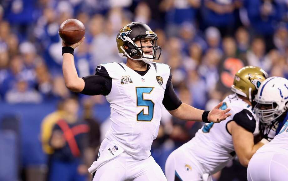 #32. Jacksonville Jaguars (1-10) Last week: #31 For three consecutive seasons, the Jaguars have started with a 1-9 record. This is the first time they failed to win their 11th game. Photo: Andy Lyons, Getty Images