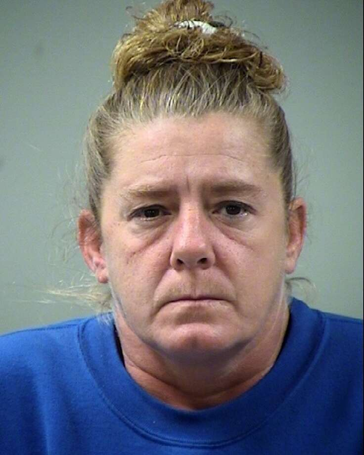 Regina Anne Shaw, 45, has been charged in the theft of more than $6,400 in Kiolbassa sausage.