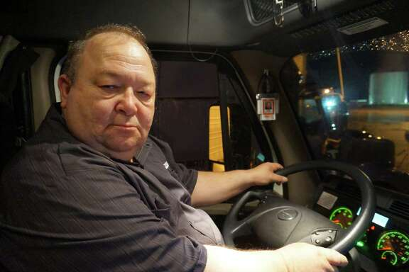 Commercal truck driver Carl Roseberry begins his day at 2 a.m. A documentary explores the effects of the sleep deprivation that's become increasingly prevalent in American society.
