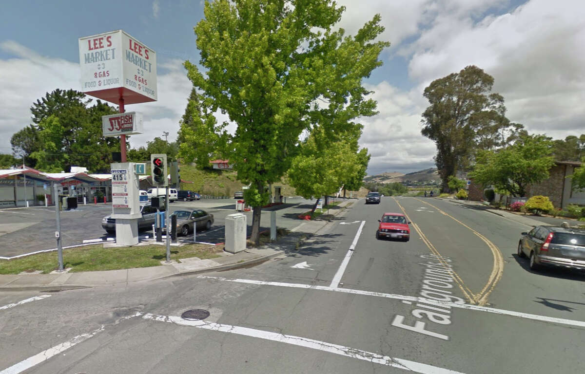 A man was killed and a second wounded at a business on the 500 block of Fairgrounds Drive in Vallejo.