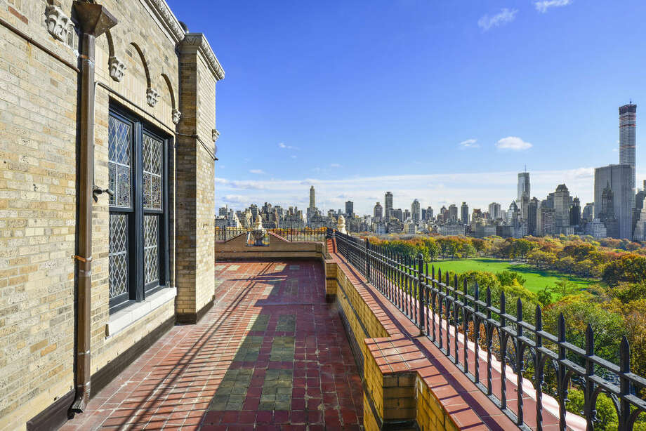 William randolph hearst 39 s nyc penthouse for sale for 10 river terrace nyc