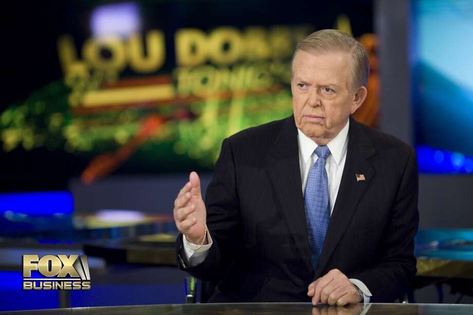Lou Dobbs defended a guard driving through a group of protesters at an ICE facility.