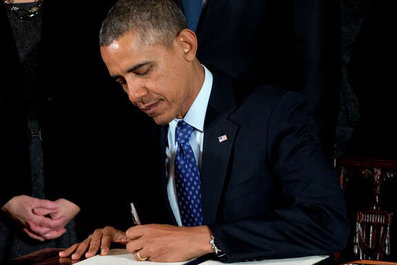 Responding to concerns about sexual assault on campuses, President Obama signs a memorandum creating a task force to respond to campus rapes during an event for the Council on Women and Girls at the White House.