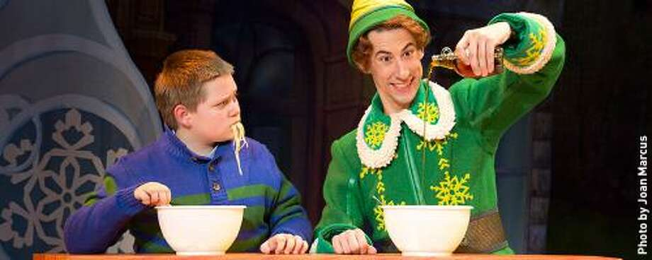 "If you love the story of Buddy, the elf, then come see him at ""Elf: The Broadway Musical."" When: Various times. Where: Proctors. Learn more."