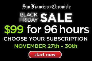 Get a great deal on a San Francisco Chronicle subscription! - Photo