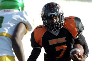 McClymonds became port in a storm for running back LaVance Warren - Photo