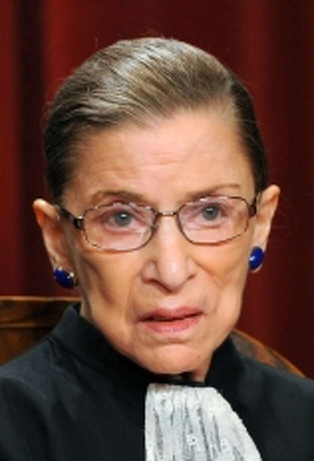 Justice Ruth Bader Ginsburg, 81, felt ill while ex- ercising. Photo: TIM SLOAN / AFP/Getty Images / AFP