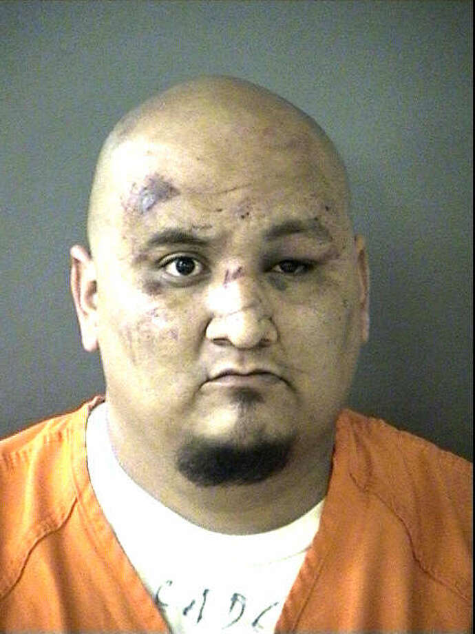 Ruben Reyes, January 3, 2010. Photo: Bexar County Jail
