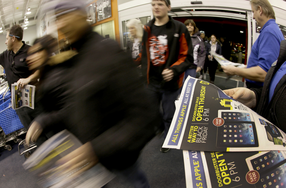 The Three Myths Of Black Friday Sfgate