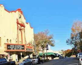 If you're feeling nostalgic, drop by the El Campanil Theatre, a 1928 movie theater that once had 1,110 seats and a vaudeville stage. It's new role is that of community performing arts center.