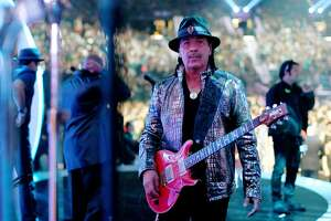 Carlos Santana, with new memoir, on this life and the next - Photo