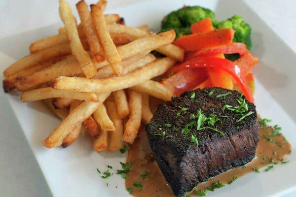 Steak and frites