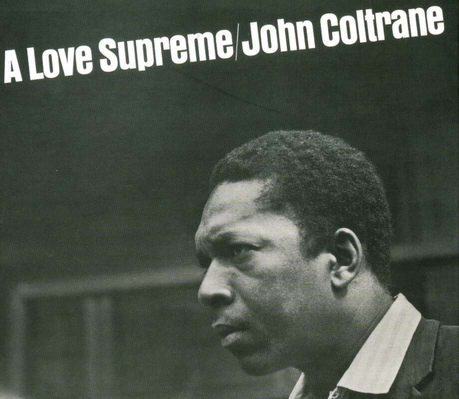 "John Coltrane's masterpiece ""A Love Supreme"" has been entracing listeners for half a century. Photo: Impulse Records / ONLINE_YES"