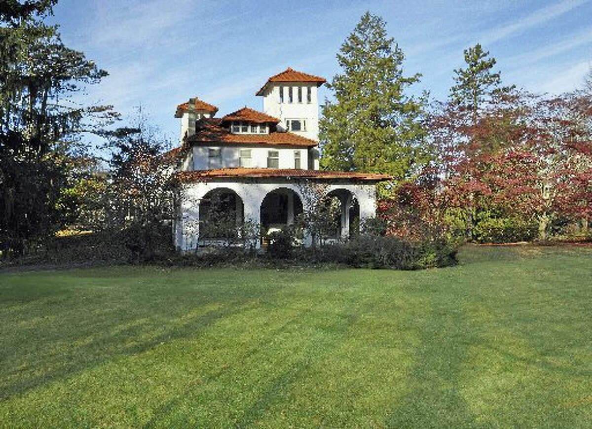 Buena Vista, an Italian-style mansion on Palmer Hill Road in Old Greeniwch, is expected to fall to the rejuvenated teardown trend in town.