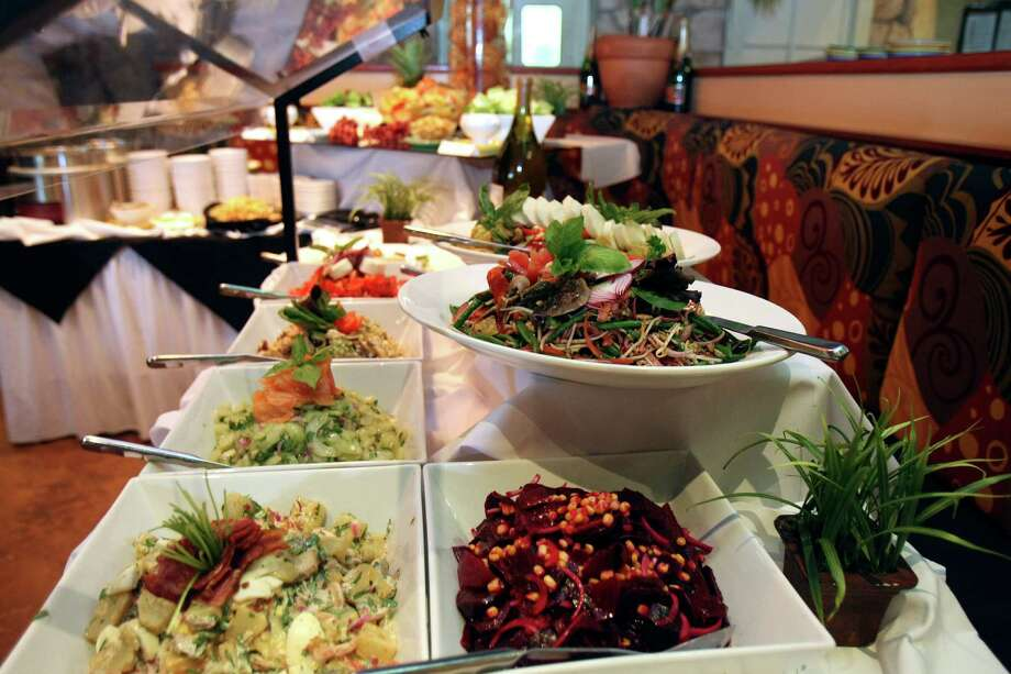 The Grill at Leon Springs prepares a brunch buffet on Sundays. Photo: HELEN L. MONTOYA / San Antonio Express-News File Photo / ©SAN ANTONIO EXPRESS-NEWS