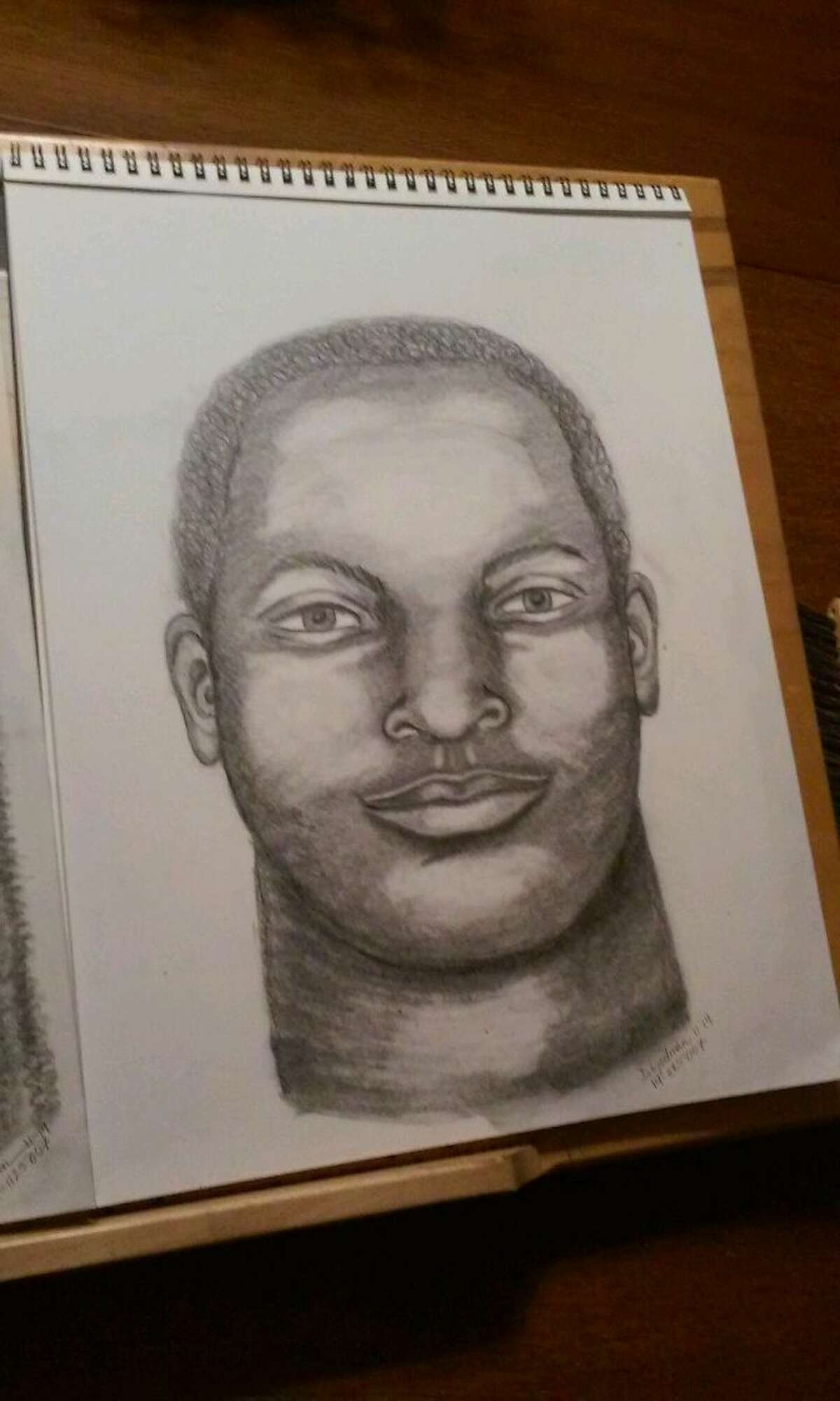 """One of two """"persons of interest"""" in the slaying of Oakland resident David Ruenzel in the Huckleberry Botanic Regional Preserve."""