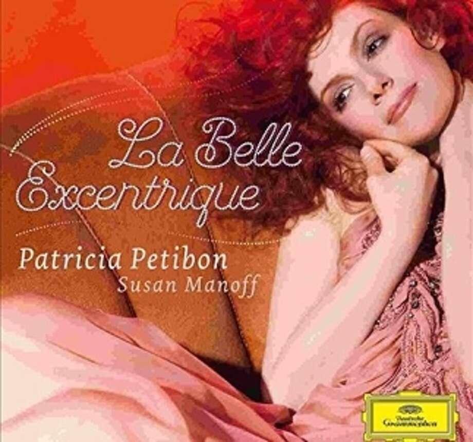 CD cover: Patricia Petibon Photo: Deutsche Grammophon / ONLINE_YES