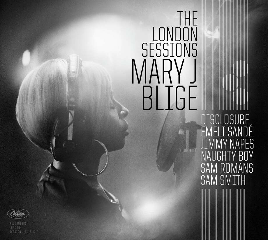 "Mary J. Blige, ""The London Sessions"" Photo: Capitol Records / ONLINE_YES"