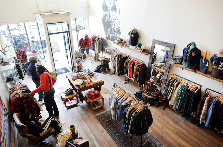 OwlNWood is one of the retailers attracting more foot traffic to Oakland's Uptown area, where new restaurants and bars are also rapidly opening up. Photo: Michael Short / Special To The Chronicle / ONLINE_YES