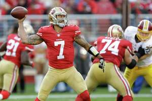 Vic Tafur's NFL picks, Nov. 27 - Photo