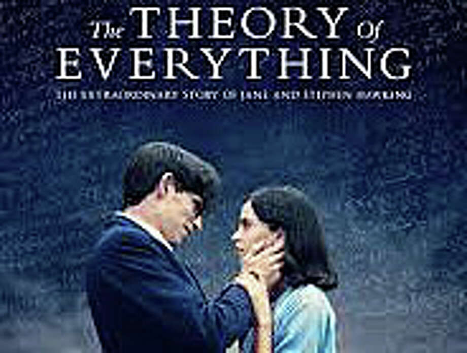 "Eddie Redmayne portrays renowned astrophysicist Stephen Hawking, who has Lou Gehrig's disease, in the new movie, ""The Theory of Everything."" Photo: Contributed Photo / Westport News"