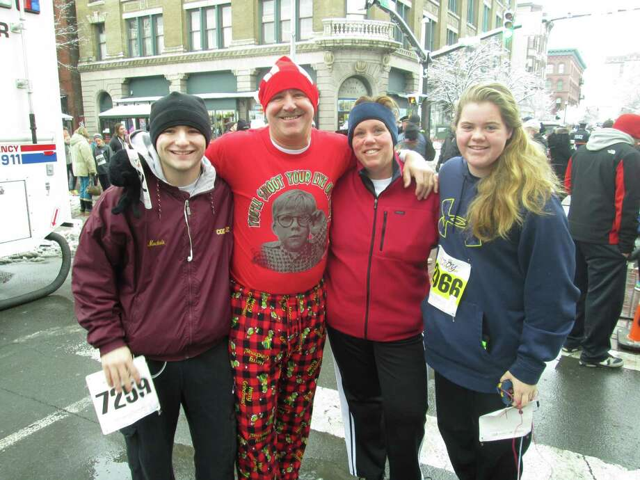 Were you Seen starting off your Thanksgiving at the 67th annual Troy Turkey Trot on Thursday, Nov. 27, 2014? Photo: Eric Newton