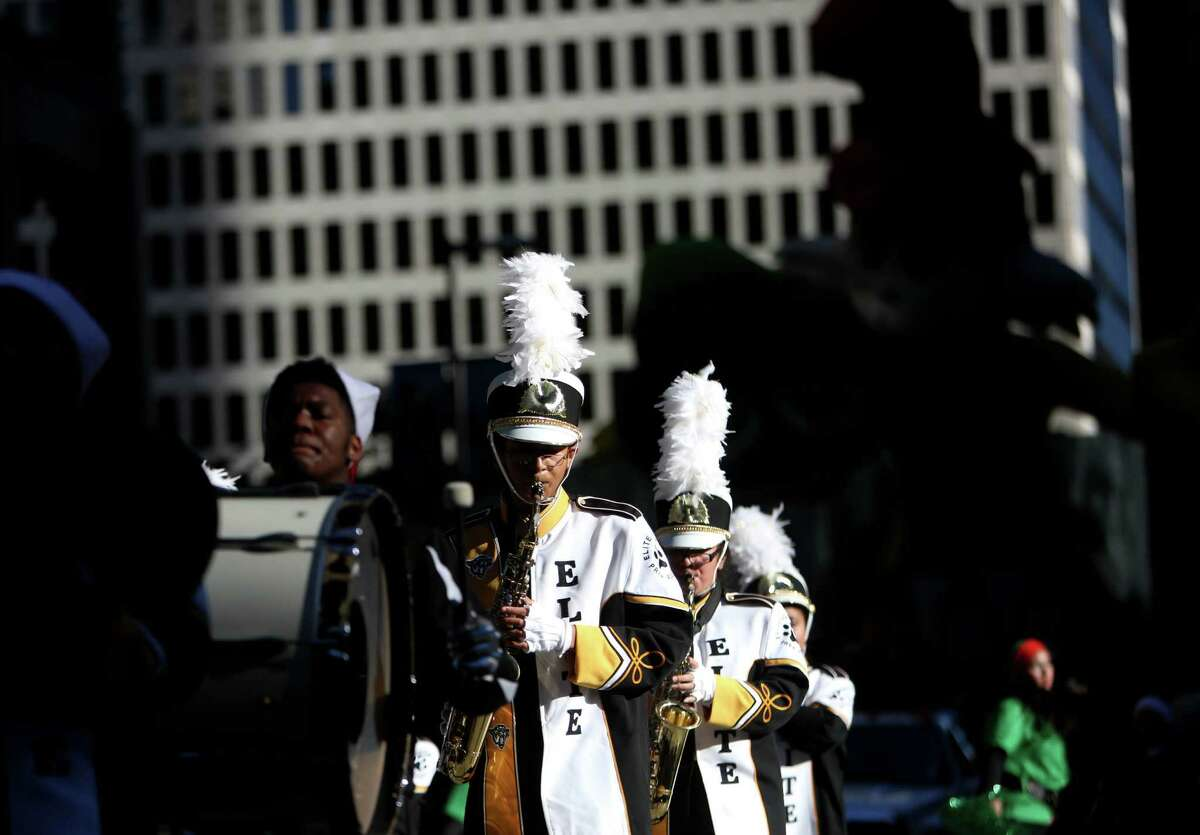 The 65th Annual H-E-B Thanksgiving Day Parade Thursday, Nov. 27, 2014, in Houston, Texas.