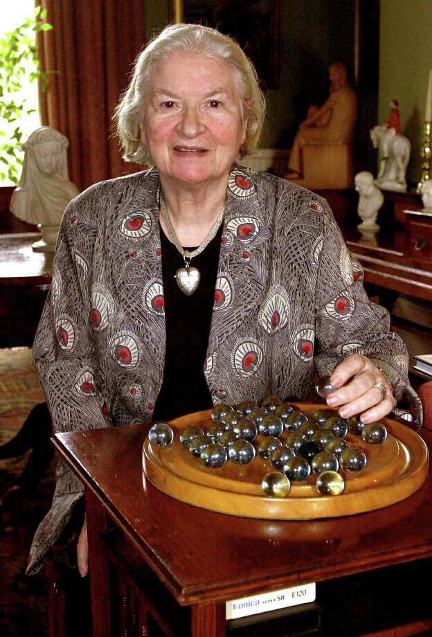 Author P.D. James wrote 13 acclaimed mysteries. Photo: - / AFP