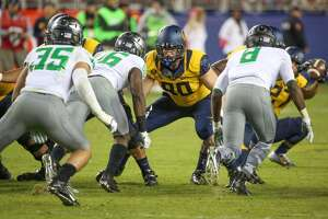 Man on a mission Wilfley finally earns starting spot at Cal - Photo