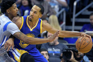 Warriors' Livingston beginning to get into the flow - Photo