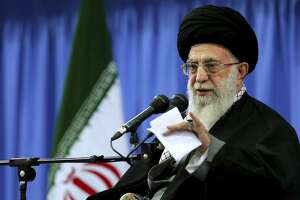 Iran's leader gives guarded support to nuclear talks - Photo