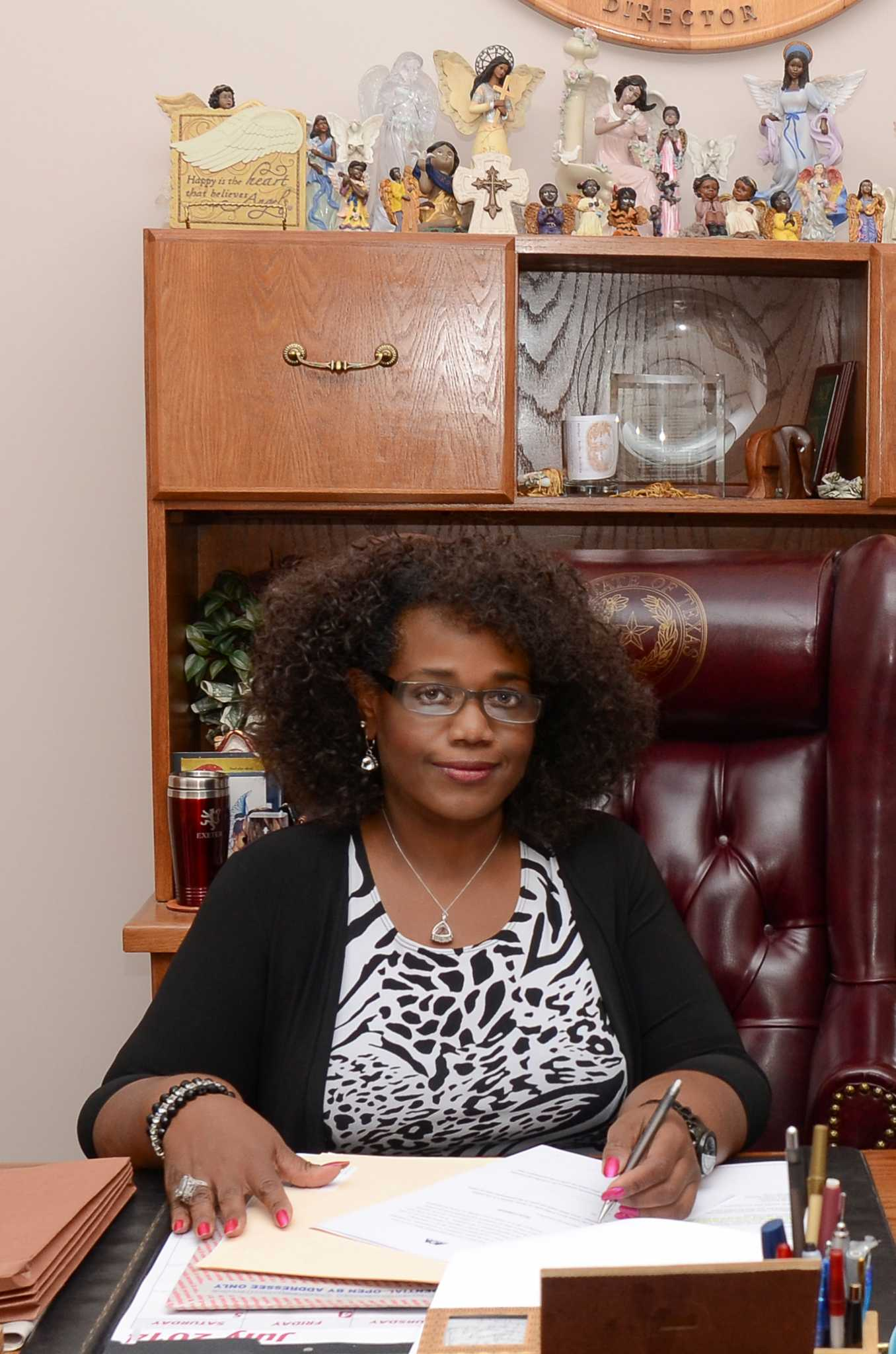 Doctor Finds Her Destiny In Texas Prisons