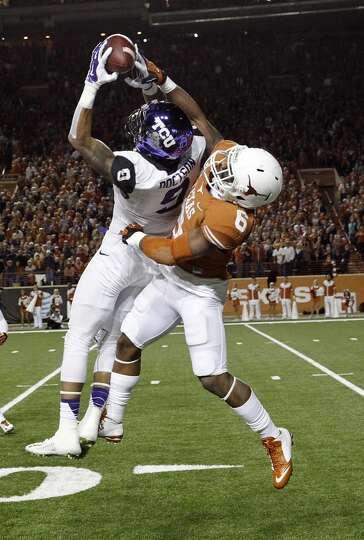 Nov. 27: TCU 48, Texas 10  Record: 6-6 A