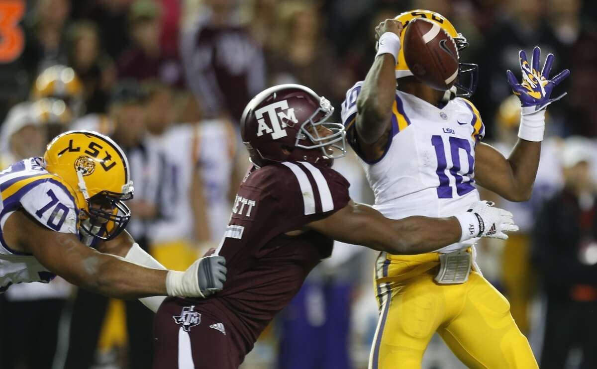 Texas A&M and LSU no longer will play on Thanksgiving at Kyle Field after this year's matchup.