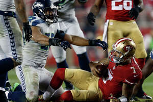 49ers stuffed by Seahawks, 19-3 - Photo