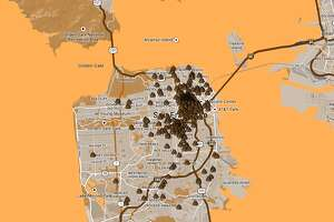 Mapping S.F.'s most pooped-upon neighborhoods–and their paradoxically pricey real estate - Photo