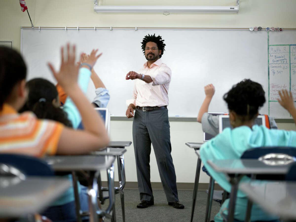 Top Male Jobs on Houston Tinder 1. Teacher